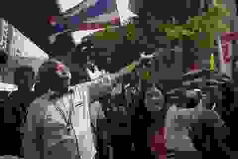 Phe đối lập Thái Lan sẽ biểu tình tại 50 điểm bỏ phiếu ở Bangkok