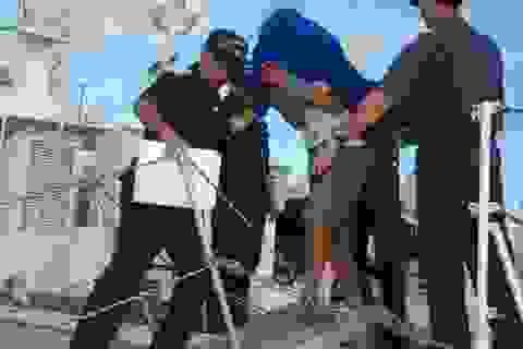 Nhật kiện thuyền trưởng Trung Quốc vì vụ va chạm gần Senkaku/Điếu Ngư