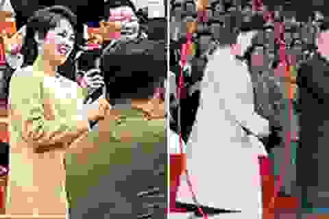 Vợ ông Kim Jong-un mang thai lần hai?