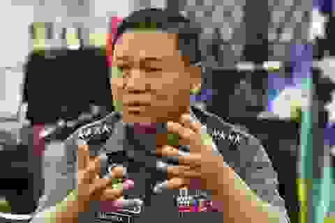 Tướng Philippines cam kết bảo vệ ngư dân khỏi sự hăm dọa của Trung Quốc