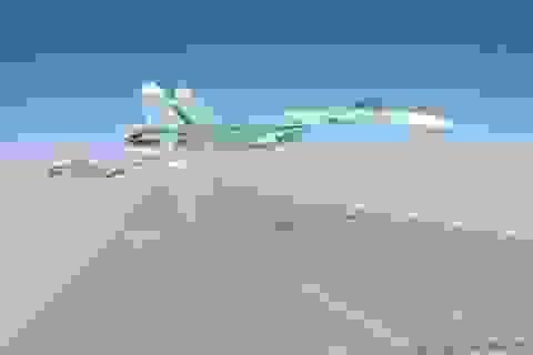 Máy bay chiến đấu Nga - NATO gằm ghè nhau ở Latvia