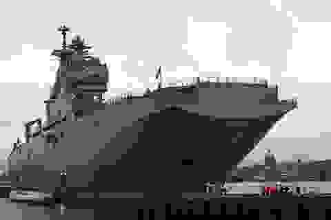 Pháp dọa hủy bán tàu chiến cho Nga vì khủng hoảng Ukraine