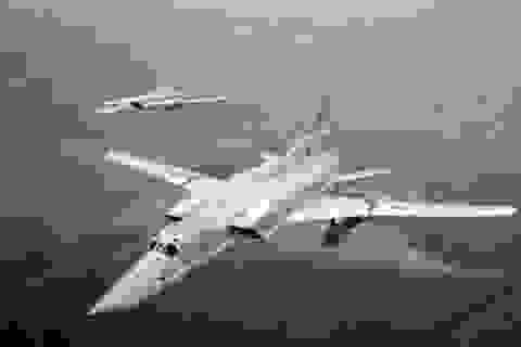 Nga đưa máy bay ném bom chiến lược trở lại Crimea