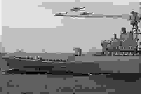 Trung Quốc không mời Nhật trong lễ duyệt hạm quốc tế