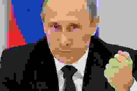 Putin chỉ thị xây cầu tới bán đảo Crimea