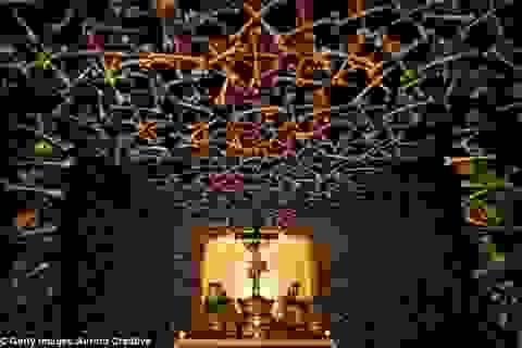 Nhà thờ cổ kính ở Ba Lan xây dựng bằng xương người