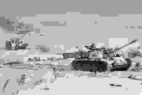 Trung Quốc tập trận sát biên giới Triều Tiên