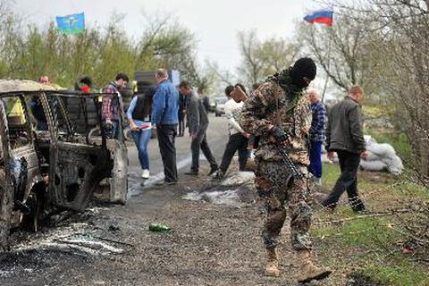 Ukraine trước ngã ba đường