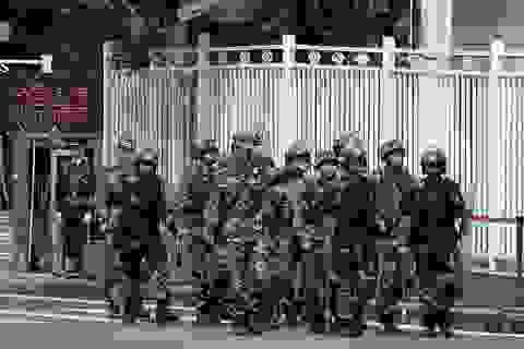 Trung Quốc thu giữ 1,8 tấn nguyên liệu chế tạo bom tại Tân Cương