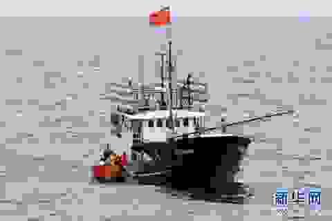 Philippines bắt giữ tàu cá Trung Quốc ở Biển Đông