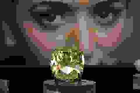 16 triệu USD cho viên kim cương màu vàng 100 carat