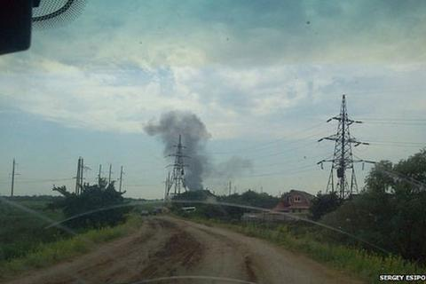 Trực thăng Ukraine bị bắn hạ, tướng quân đội cùng 13 người thiệt mạng