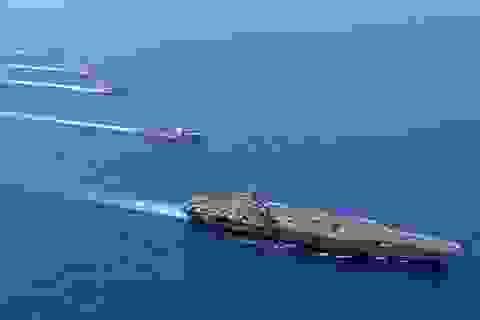 Washington Post: Mỹ cần hành động để ngăn cản tham vọng của Trung Quốc ở biển Đông