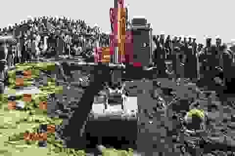 Afghanistan tổ chức quốc tang cho hơn 2.000 nạn nhân vụ lở đất