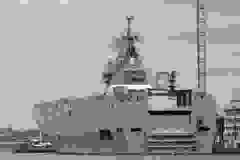 Nga ngừng mua thiết bị quân sự nước ngoài sau vụ chiến hạm Mistral