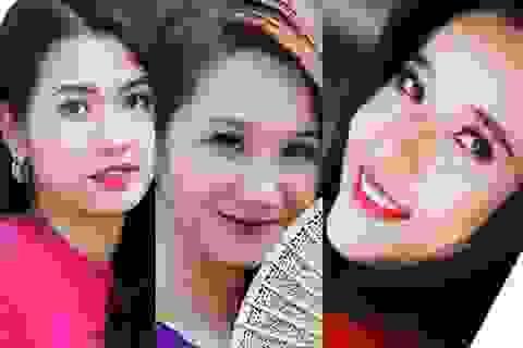 Cùng các cô gái tài năng, xinh đẹp nhìn lại năm 2014