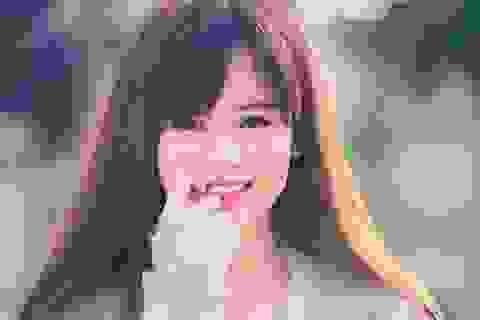 Nữ du học sinh gây sốt vì gương mặt xinh đẹp