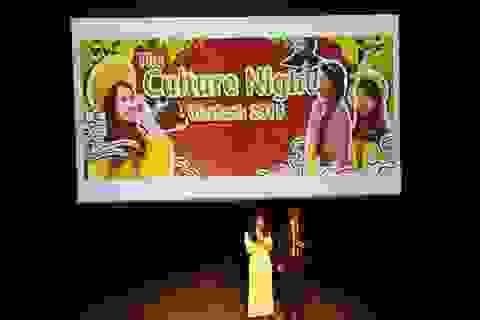Đêm hội quảng bá quê hương của du học sinh Việt thành phố Bath