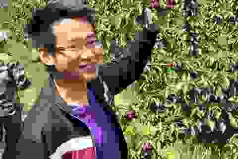 Lần chụp ảnh khó quên của du học sinh Việt trong Sở cảnh sát Úc
