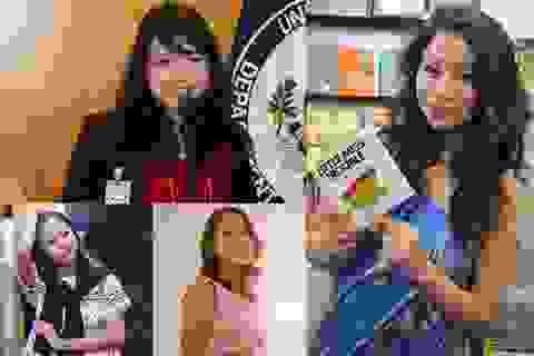 """Những cô gái """"vàng"""" tuổi dưới 30 của Việt Nam"""