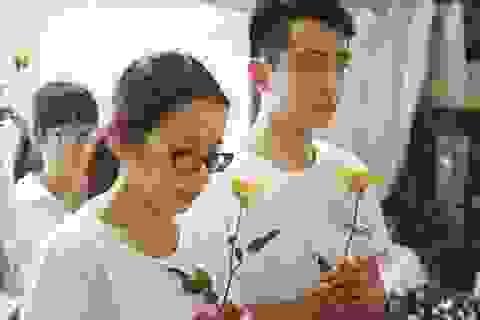 Xúc động lễ viếng Thương Sobey tại Hà Nội