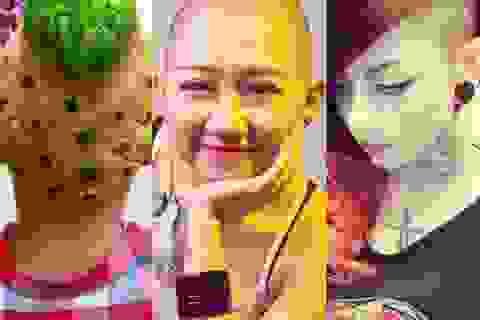 """Những kiểu tóc """"không giống ai"""" của giới trẻ Việt"""
