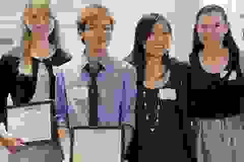 """9X Việt được ĐH Y Harvard danh tiếng """"trải thảm"""" đón chào"""