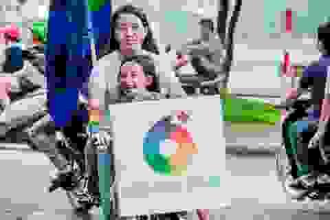 9X đạp xe xuyên Việt ủng hộ người đồng tính