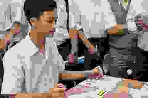 """Thiết bị cảnh báo """"sai tư thế học đường"""" của cậu học trò Phú Yên"""