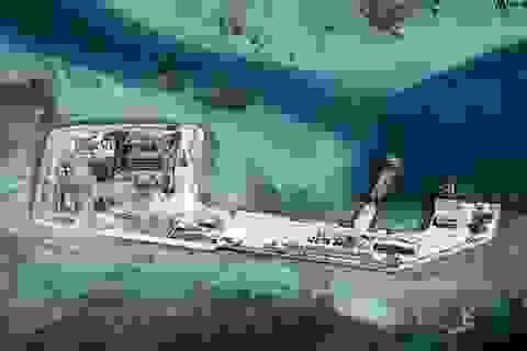 Phản ứng của Mỹ khi Trung Quốc hành động phi pháp ở Biển Đông là tích cực