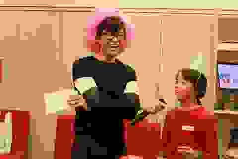 Vui Tết Thiếu nhi cùng các em nhỏ Việt Nam tại Canberra
