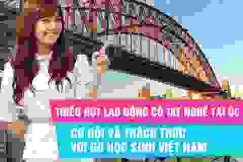 Lựa chọn chương trình học phù hợp để làm việc và định cư tại Úc
