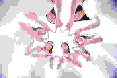 Trào lưu dùng váy cưới chụp ảnh kỷ yếu của nữ sinh Trung Quốc