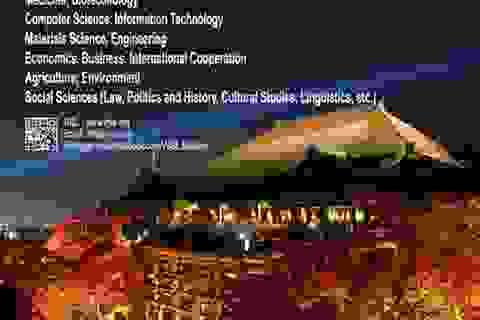 Giao lưu khoa học sinh viên Việt Nam – Nhật Bản diễn ra vào tháng 10/2015