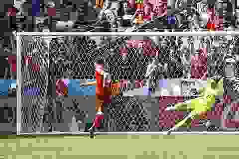 Video loạt đá luân lưu Ba Lan 1-1 Thụy Sĩ (5-4 penalty)