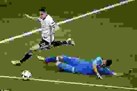 Video các bàn thắng và tình huống trong trận Đức 3-0 Slovakia