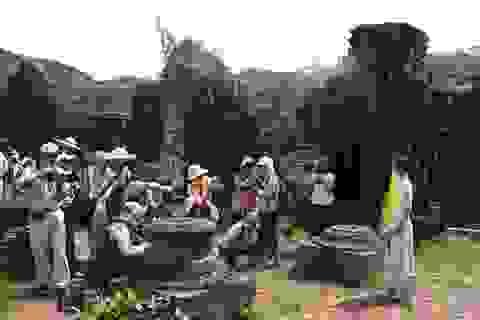 Du khách có thể học múa Chăm ở Thánh địa Mỹ Sơn
