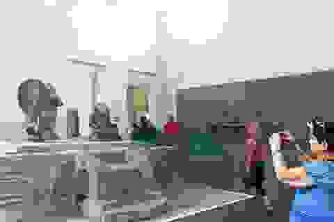 Ba bảo vật quốc gia ở Bảo tàng Điêu khắc Chăm