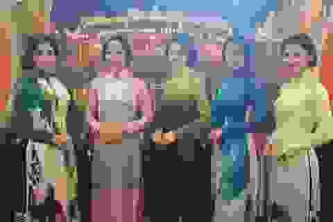 Festival văn hóa tơ lụa Việt Nam - Châu Á tại Hội An