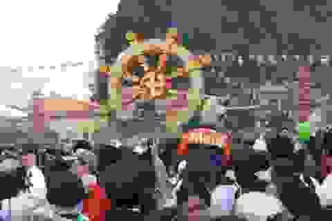 Tượng Phật ngọc lớn nhất thế giới trở lại Đà Nẵng