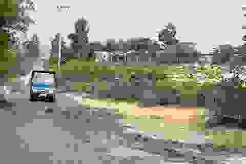 Đà Nẵng yêu cầu doanh nghiệp khai thác đất, đá góp vốn làm lại đường cho dân