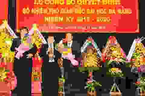 Bổ nhiệm lại hai Phó Giám đốc ĐH Đà Nẵng