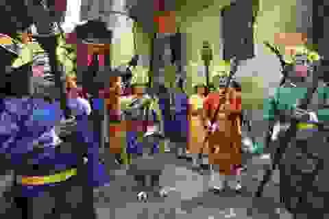 Hội làng Thổ Hà và sự đặc sắc trong lễ rước