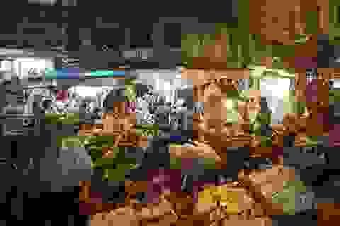 Náo nhiệt chợ trung thu trong không gian phố cổ