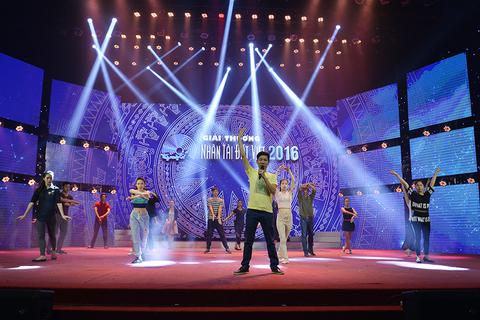 Đã sẵn sàng cho đêm trao giải Nhân tài Đất Việt 2016