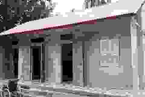 Anh Ngô Trung Sổng đã có căn nhà mới khang trang