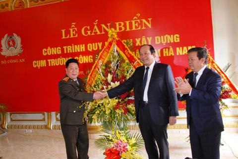Bộ Công an tiếp nhận trường ĐH Hà Hoa Tiên để xây dựng cụm trường CAND