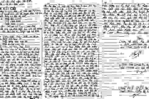 """Học sinh bị đình chỉ học 6 tháng vì tội """"tè bậy"""": Phụ huynh cầu cứu Bộ Giáo dục"""