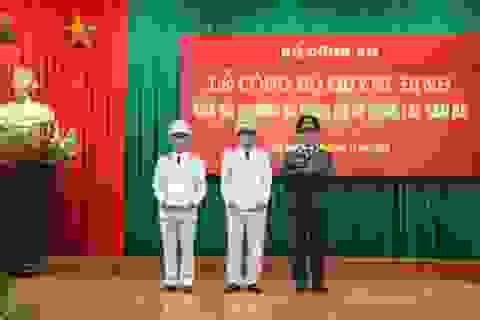 Điều động tướng Công an làm Phó Chủ nhiệm UB Quốc phòng - An ninh