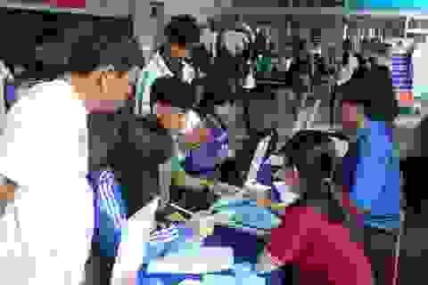 Trường ĐH Văn hóa TPHCM và ĐH Văn Hiến công bố điểm trúng tuyển NVBS